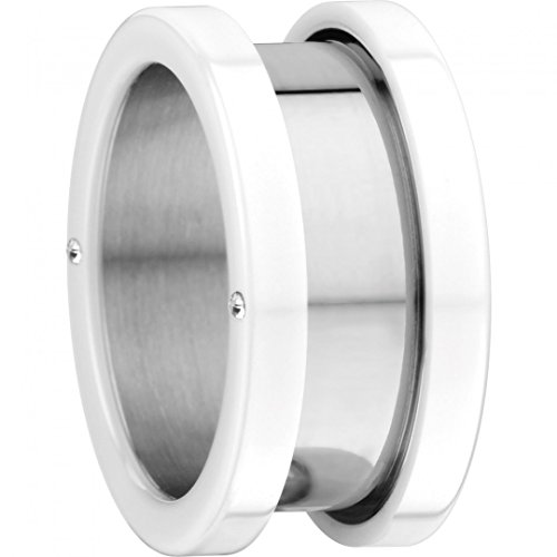 BERING Außen Ring für Arctic Symphony Collection 520-50-X4 mit Keramik, Größe:9