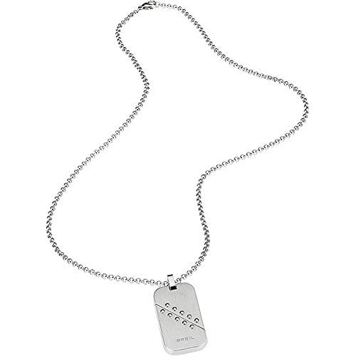 BREIL Halskette BODYWORK Herren Edelstahl - TJ1823