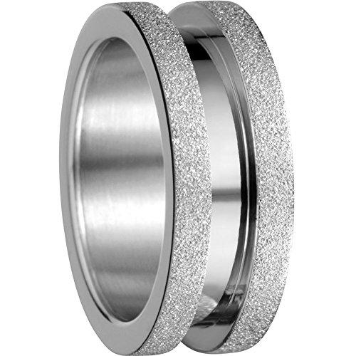 Bering Damen-Ring AußenRing Edelstahl Gr. 56 (17.8) - 527-19-84