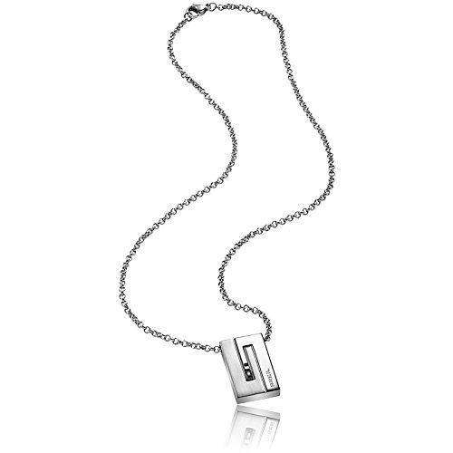 Breil Herren-Halskette Edelstahl Joint TJ1269