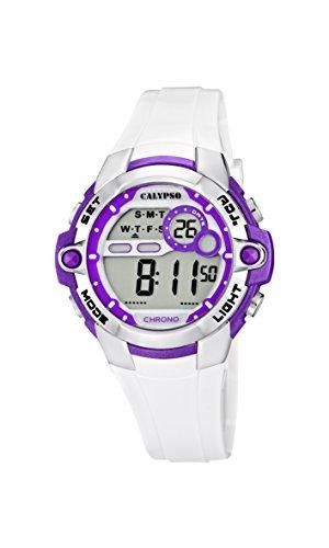 Calypso watches Mädchen-Armbanduhr Digital Quarz Plastik K5617/3