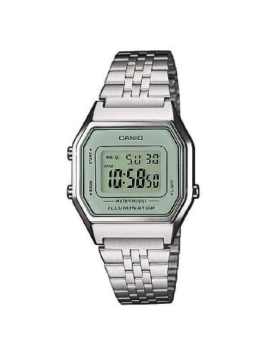 Casio Damen-Armbanduhr Digital Quarz Resin LA680WEA-7EF