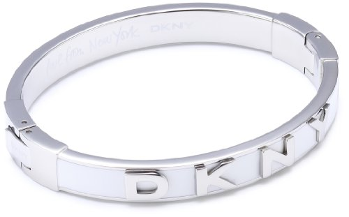 DKNY Damen-Armband Spring 2013 Silber Emaille silber NJ1934040