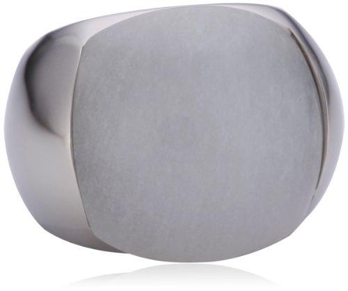 DKNY Damen-Ring Edelstahl Glas Gr.53 (16.9) NJ1970040-6.5