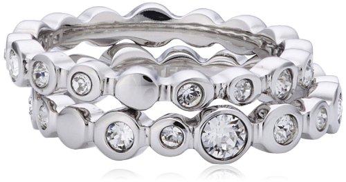 DKNY Damen-Ring Edelstahl Gr. 53 (16.9) NJ1692040-6.5