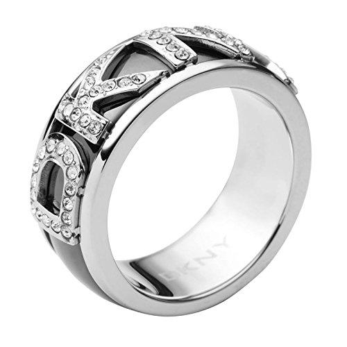 DKNY Damen-Ring Edelstahl Gr.53 (16.9) NJ1840040-6.5