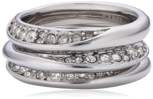 DKNY Damen-Ring Edelstahl Gr.53 (16.9) NJ1853040-6.5
