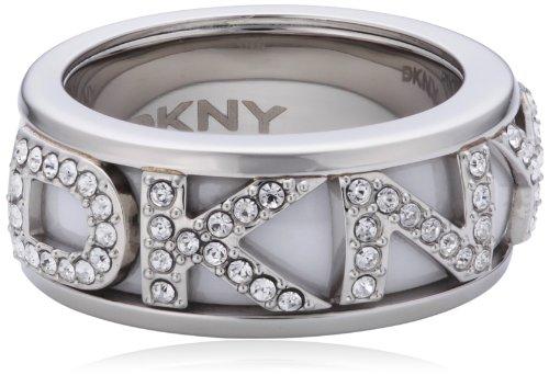 DKNY Damen-Ring Edelstahl Gr.56 (17.8) NJ1841040-8