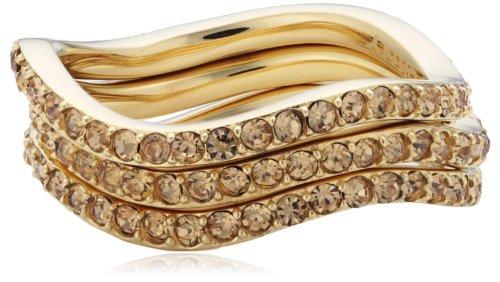 DKNY Damen-Ring Edelstahl Gr.56 (17.8) NJ1920040-8