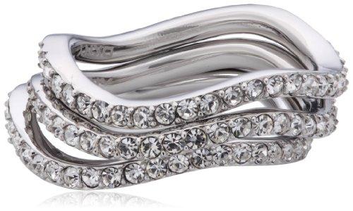 DKNY Damen-Ring Edelstahl Gr.58 (18.5) NJ1919040-9