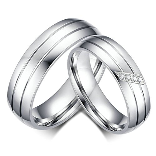 Silverworks Couple Ring
