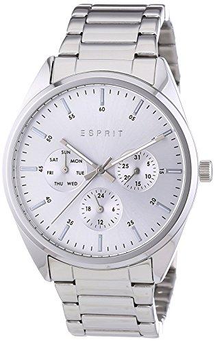 Esprit Damen-Armbanduhr Glandora Analog Quarz Edelstahl ES106262008