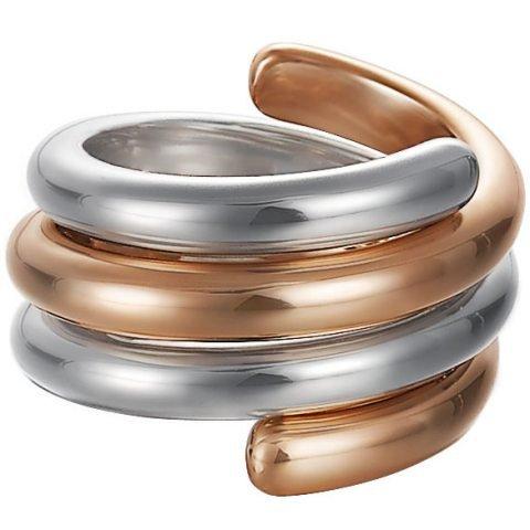Esprit Swiveled Bicolor Damen-Ring 52/16,6 SE90969B170