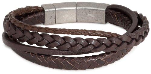 fossil armband leder herren