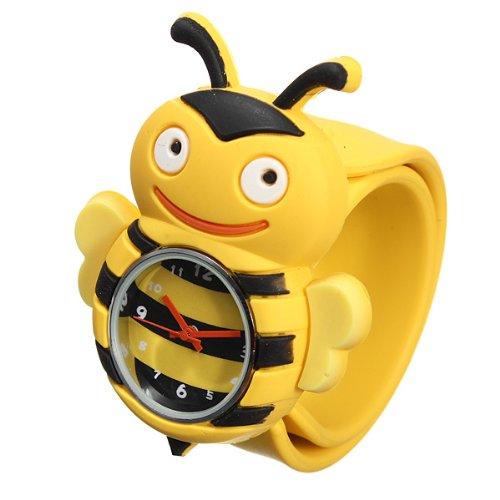 FamilyMall (TM)Kinder Silikon Armbanduhr Cartoon Uhr Sport Damen Kinder Watch Analog Quarzuhr Auswahl
