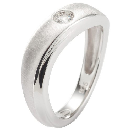 Fossil Damen-Ring 925 Sterling Silber Gr. 19  JF14748040