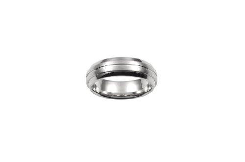 Fossil Damen-Ring Edelstahl Gr.50 (15.9) JF84916040-50