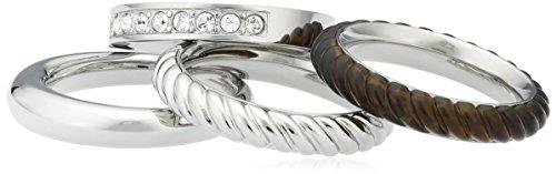 Fossil Damen-Ring Edelstahl Gr.50 (15.9) JF85356040-50