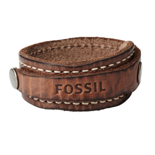 fossil jewelry herren armband edelstahl braun ja5923716. Black Bedroom Furniture Sets. Home Design Ideas