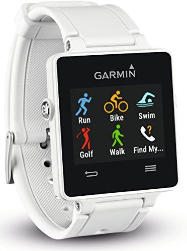 Garmin vívoactive Sport GPS-Smartwatch (3 Wochen Batterielaufzeit, Sport Apps, Laufen, Radfahren, Schwimmen, Golfen)