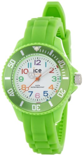 Ice-Watch Kinder-Armbanduhr Ice-Mini grün MN.GN.M.S.12