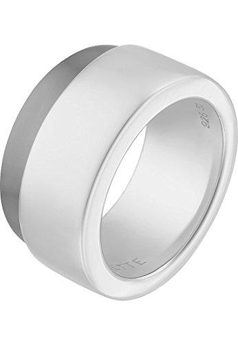 JETTE Silver Damen-Ring 925er Silber silber, 53 (16.9)