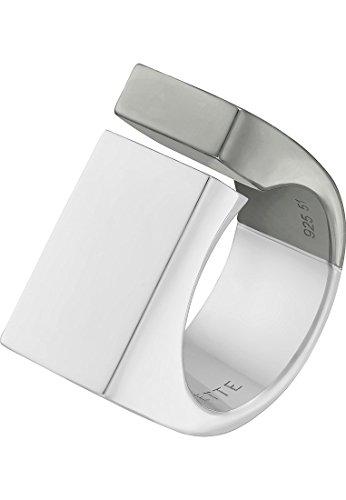 JETTE Silver Damen-Ring 925er Silber silber, 59 (18.8)