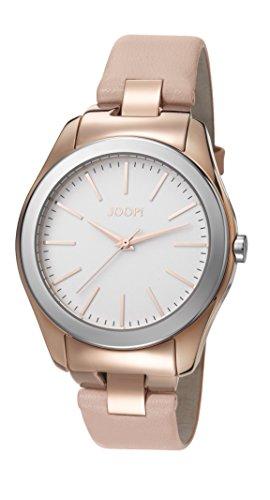 JOOP! Timewear Damen-Armbanduhr Analog Quarz Leder JP101892002