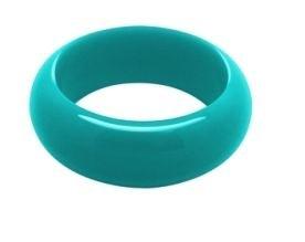 Jellystone-Design: sinnlicher Armreif als Beißring, türkisgrün