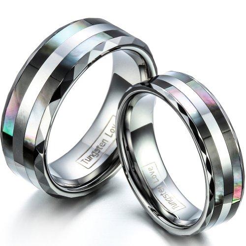 ... -Freundschaftsringe-Eheringe-Trauringe-Verlobungsringe-Band-Silber-0