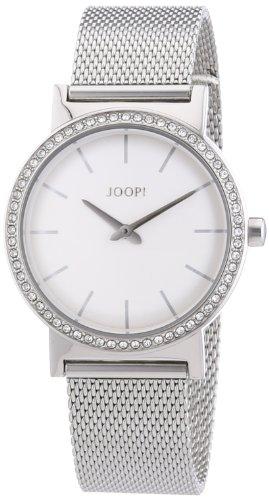 Joop! Damen-Armbanduhr Analog Quarz Edelstahl JP101252F04U