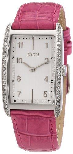 Joop! Damen-Armbanduhr Analog Quarz Leder JP101012F02U