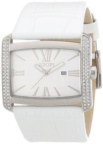 Joop! Damen-Armbanduhr Analog Quarz Leder JP101182F03