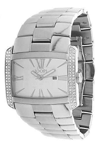 Joop! Damen-Armbanduhr Analog Quarz Leder JP101182F08