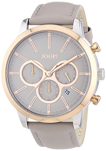 Joop Damen-Armbanduhr Chronograph Quarz Leder JP101522004