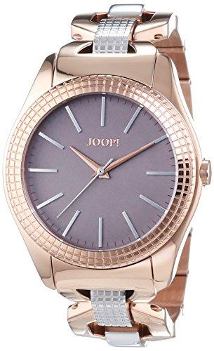 Joop! Damen-Armbanduhr Kelly Analog Quarz Edelstahl JP101562001