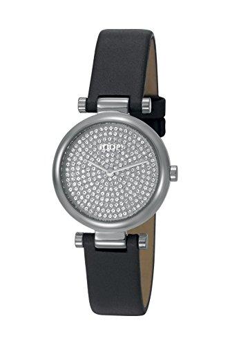 Joop! Damen-Armbanduhr MARTHA Analog Quarz Leder JP101722001