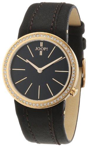 Joop Damen-Armbanduhr Quarz Leder JP100532F01