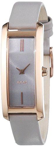 Joop! Damen-Armbanduhr Sophia Analog Quarz Leder JP101462008
