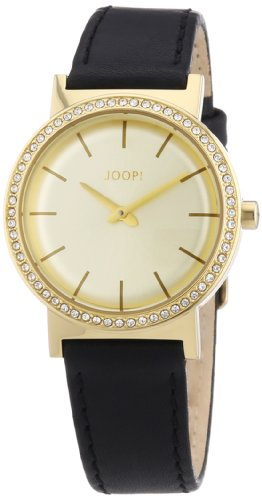 Joop Damen-Armbanduhr XS Origin Ladies Analog Quarz Leder JP101252F02