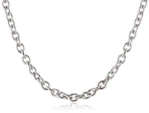 Joop Damen-Halskette ohne Anhänger 48 cm 925 Sterling Silber JPNL90629A420
