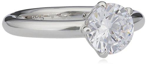 Joop Damen-Ring 925 Silber Zirkonia weiß Gr. 55 (17.5) - JPRG90735A550