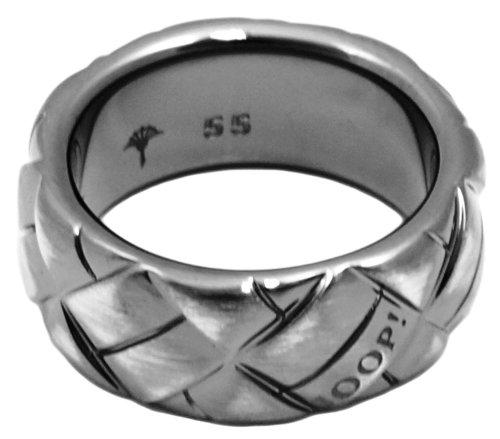 Joop Damen-Ring 925 Sterling Silber rhodiniert Gr.53 (16.9) JPRG90393B530