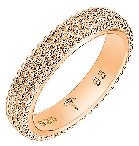 Joop Damen-Ring 925 Sterling Silber rhodiniert Spume Gr.55 (17.5) JPRG90590C550