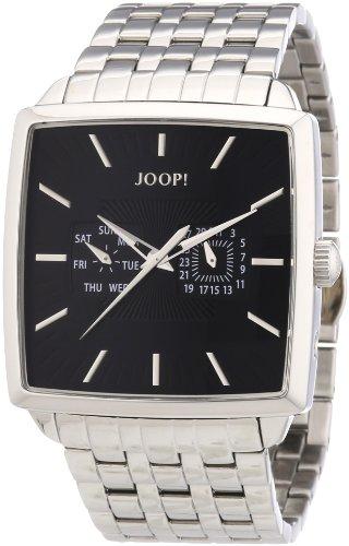 Joop! Herren-Armbanduhr Analog Quarz Edelstahl JP100641F06U
