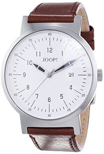 Joop! Herren-Armbanduhr Analog Quarz Leder JP101431002U