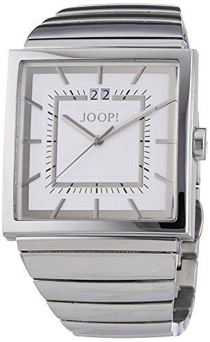 Joop! Herren-Armbanduhr XL Analog Quarz Edelstahl JP100411005U