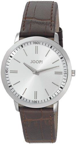 Joop Herren-Armbanduhr XL Tendencies Swiss Made Analog Quarz Leder JP100691S02
