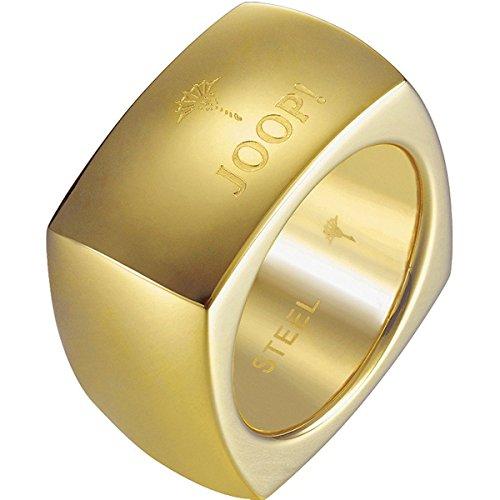 Joop Unisex-Ring LOGO SIGNATURE Edelstahl Gr. 60 (19.1) - JPRG10610B190