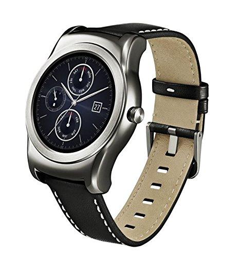 "LG Watch Urbane W150 - Intelligente Uhr - 3.3 cm ( 1.3"" ), LGW150.ASWSSV"